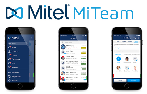 MiTeam Collaboration Solution