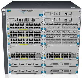 HP 8200 zl Switch Series