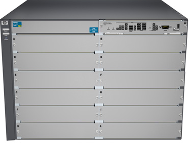 HP 5400 zl Switch Series